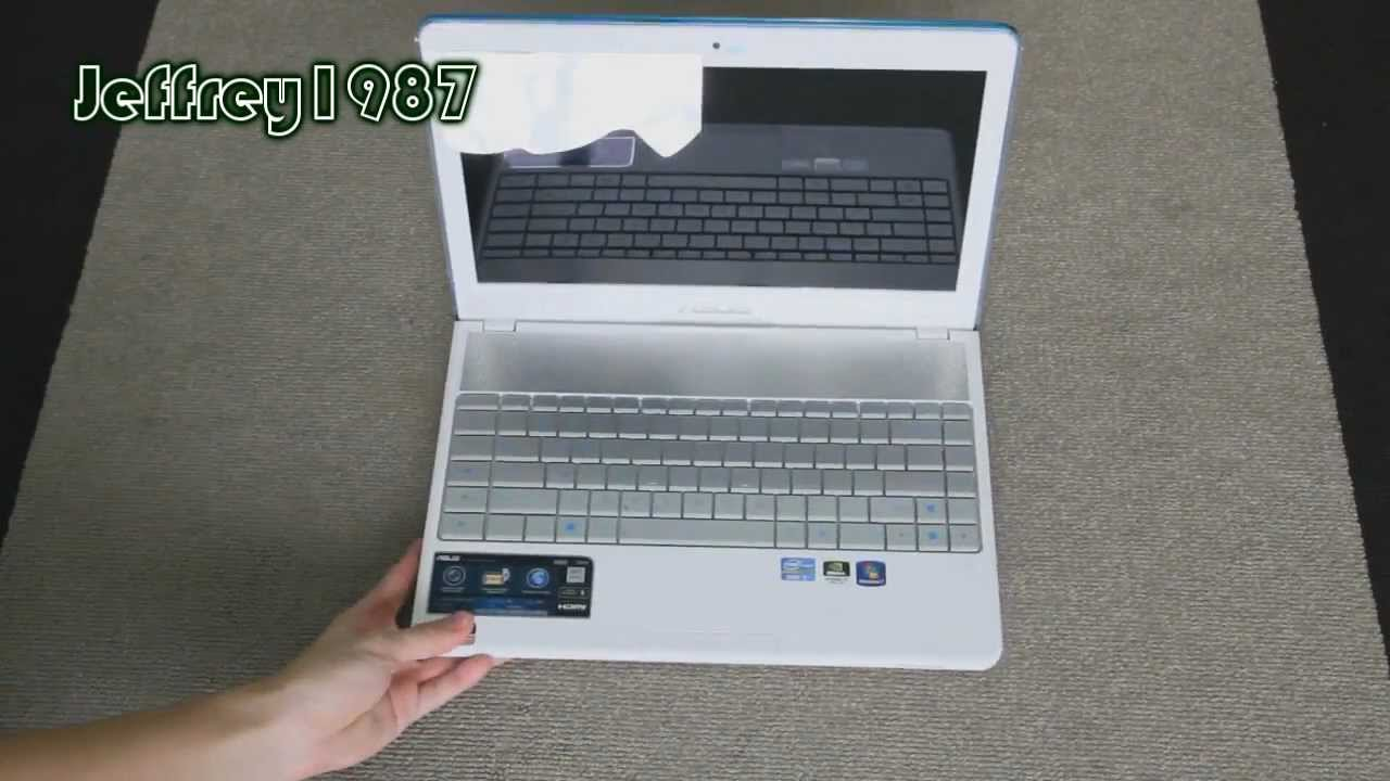 ASUS N45SL NOTEBOOK DRIVER PC