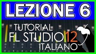 tutorial fl studio 12   lezione 6 playlist layout di una traccia italiano