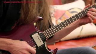 1964 gibson sg standard tenor guitar