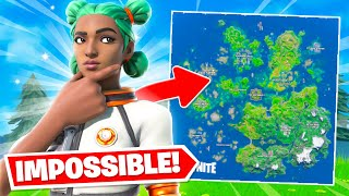 NO ONE WILL COMPLETE THIS IMPOSSIBLE CHALLENGE IN FORTNITE! (Here's How To Complete It!)