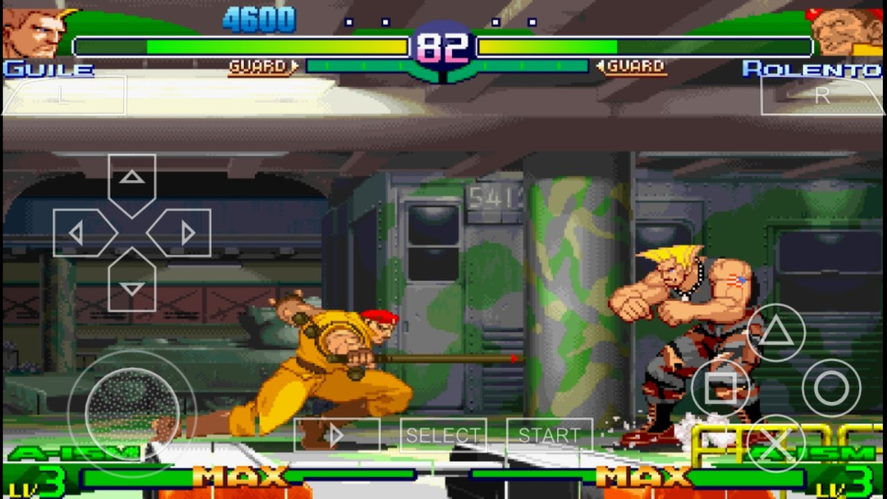 How to download free Street Fighter Alpha Max 3 for android + download link