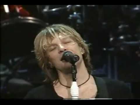 Bon Jovi - Misunderstood (Different Video Version)