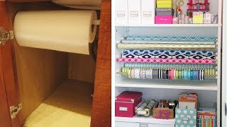 23 Ideas To Use Tension Rod Aside From Hanging Clothes