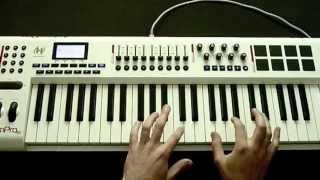 Afrojack - Ten Feet Tall Feat. Wrabel (Tuto Piano)