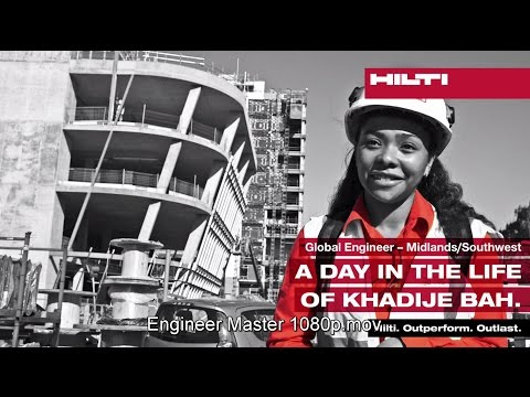 Hilti Engineers - A Day In The Life