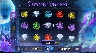Cosmic Dream | Video Slot | BF Games