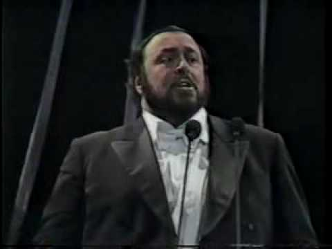 Pavarotti- Ponchielli-Cielo e mar