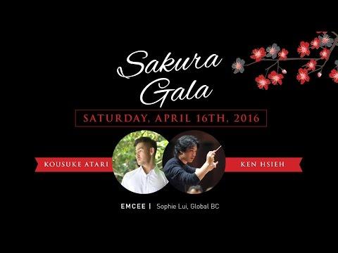 Sakura Gala 2016 (#中孝介 #Kenhsieh #VMO)