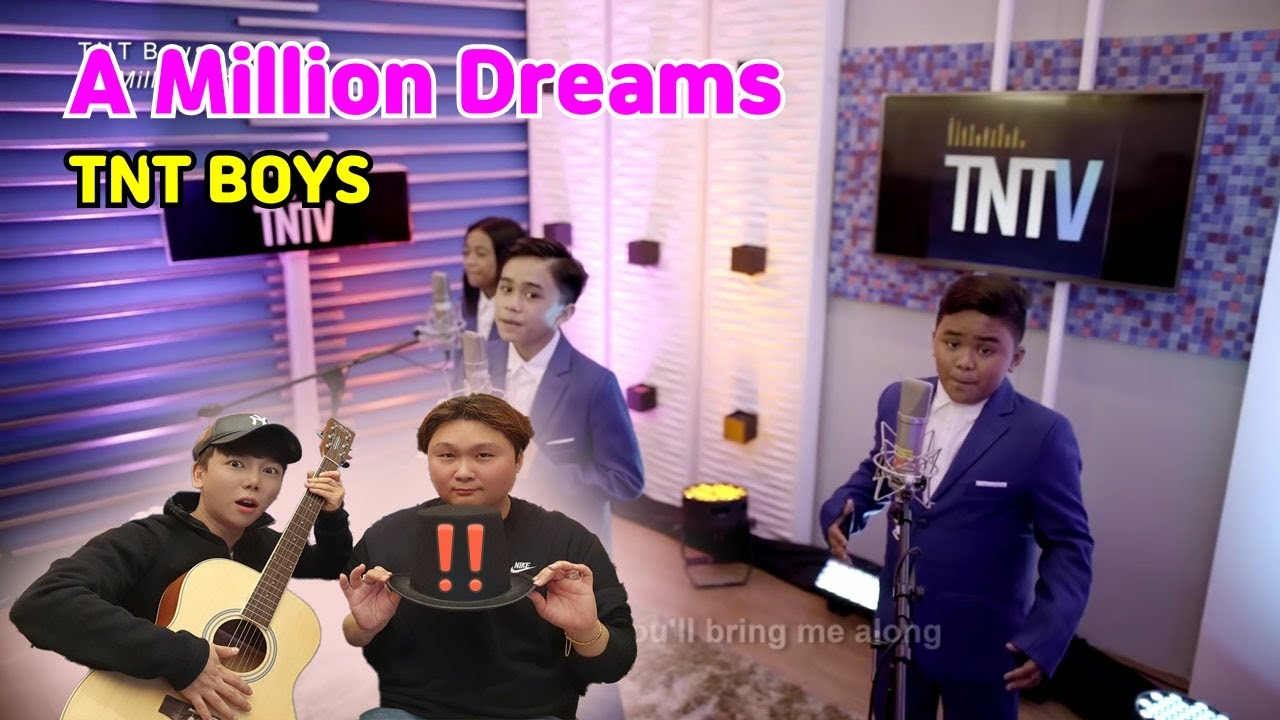 """[EP.35] What if a Korean vocal coach listens to TNT BOYS """"A Million Dreams""""? 
