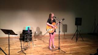 Strong Enough LIVE - Kiana Chapman (ORIGINAL SONG)