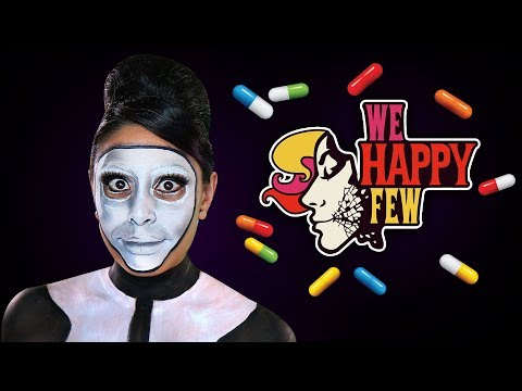 TAKING MY HAPPY PILL - We Happy Few - Full Release!