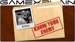Know Your Enemy - Kritters (Donkey Kong Country)