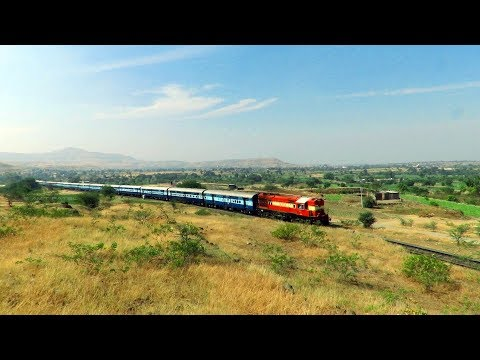 Bizarre Off-link in Diesel Paradise... Mughalsarai ALCo with Hubballi Special