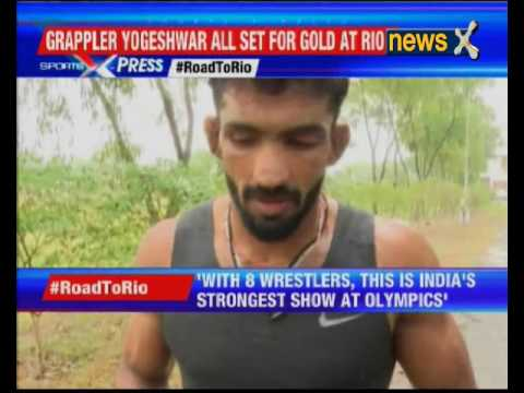Exclusive Interview: Rio to be Yogeshwar Dutt's last Olympics
