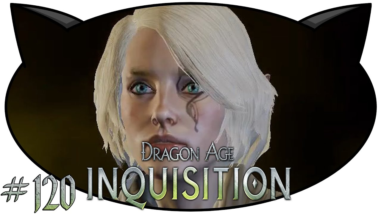 Dragon Age Inquisition Neue Frisur 120 Lets Play Deutsch