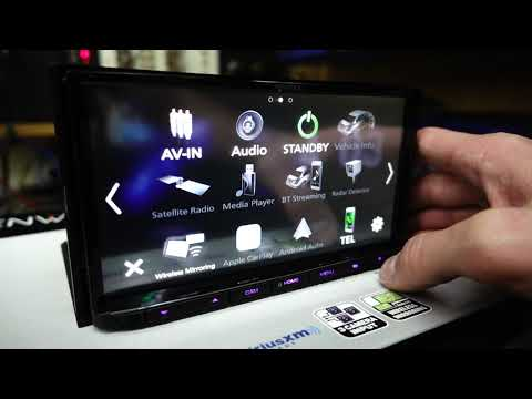 New 2019 Kenwood DDX8706S WIRELESS Apple Carplay & Android Auto