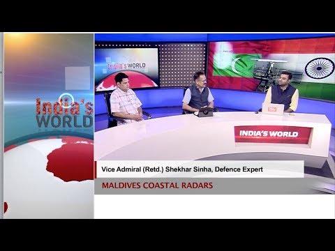 Promo - India's World: Maldives Coastal Radars | Today 10 pm