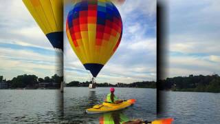2016 Ballooning with the Bousselots Compilation Video