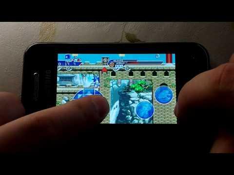 Обзор Samsung S5230 - игры часть 3