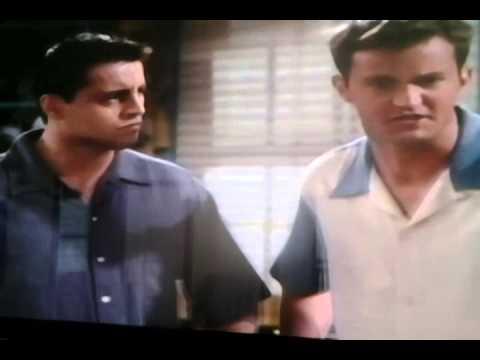 Friends season 4 episode 2 (jellyfish)