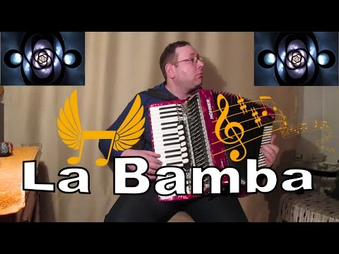 La Bamba Instrumental Cover Accordion - Murathan