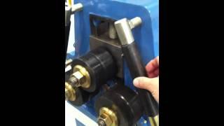 Експлуатувати розділ Інструкції Steelmaster - ма роликами, модель: SM-ПК10 підставка в комплекті