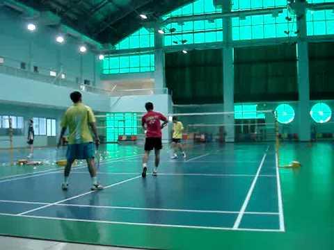 Nguyen Tien Minh practice