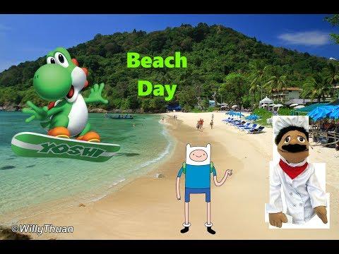 Summer Special: Beach Day
