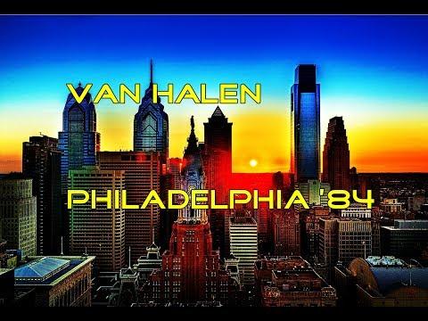 Van Halen: LIVE in PHILADELPHIA, PA, March 20, 1984 (1/4)