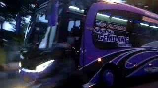 bus Anugrah gemilang indonesia menyapa part 2