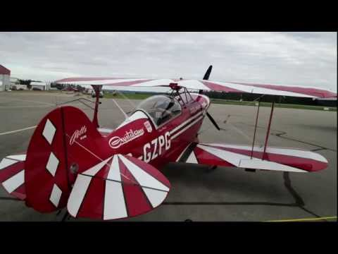 Whitecourt Alberta - Air Show 2016