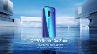 New Teaser OPPO Reno 10X ZOOM 12GB RAM Edition
