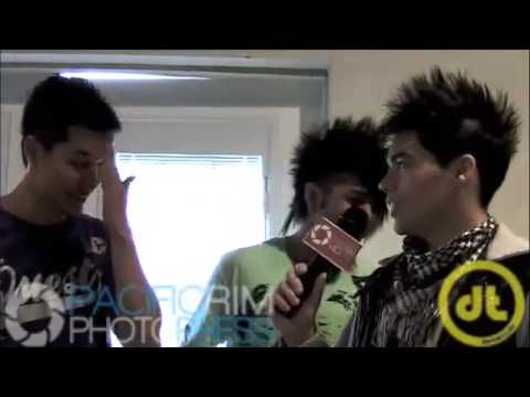 Quest Crew Ryan and DTrix Interviews Brian Hirano