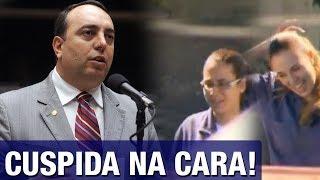 'É uma cuspida na cara do cidadão de bem e das vítimas da violência', delegado sobre..