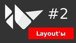 Уроки Kivy #2: Базовое приложение и Layout'ы