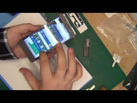 Замена дисплей Sony Xperia XA (F3111)