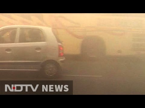 Day After Diwali, Delhi Chokes On More Polluted Air