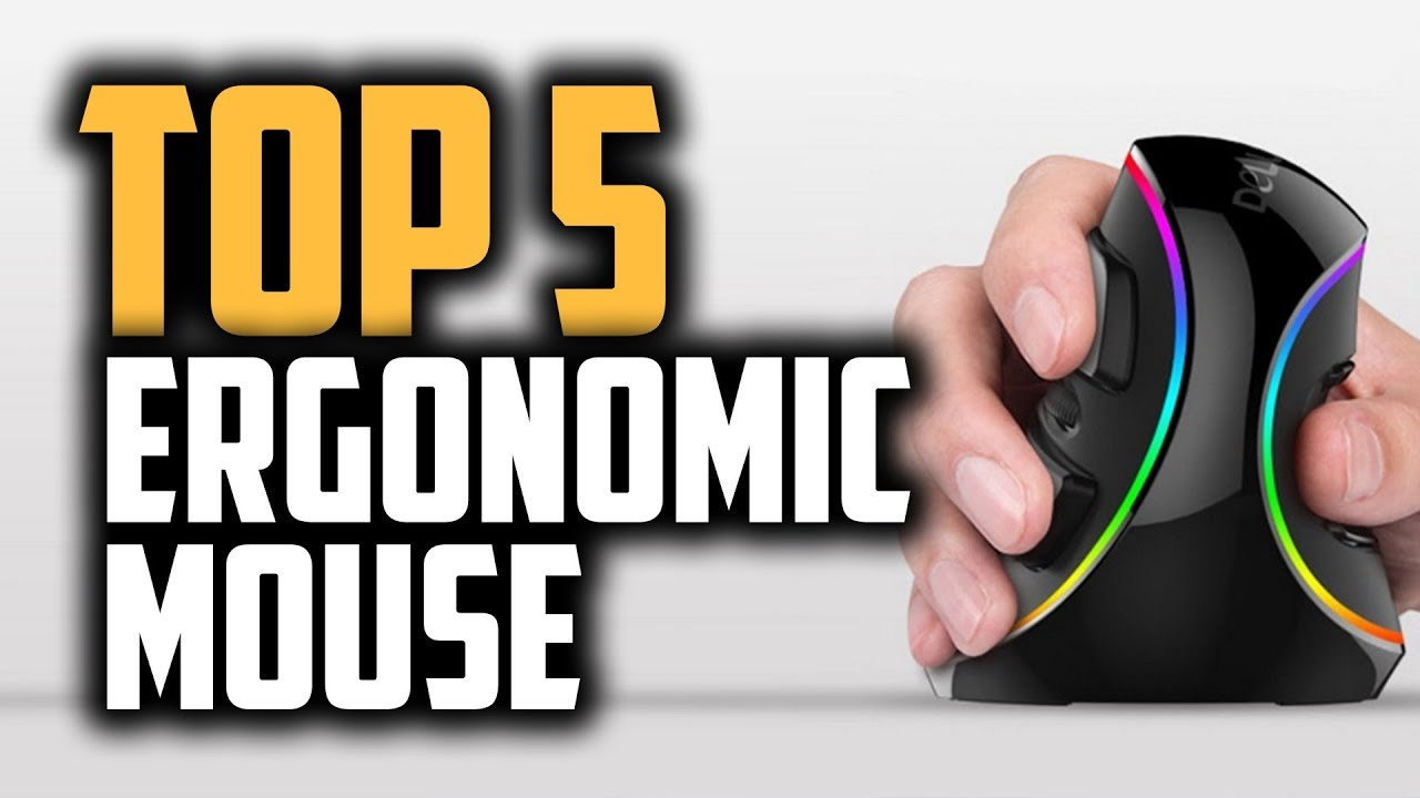 Best Ergonomic Mouse In 2018 Which Mouse Has The Best Ergonomics