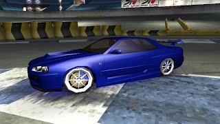 Need For Speed: Underground 2 Montage - Rise Against - Give It All