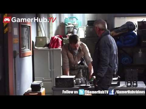 Actor Grant Bowler Talks Defiance MMO Game And TV Series  Gamerhubtv