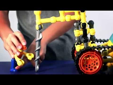 ZOOB Z-Strux Scorpion Driller 0Z15020TL