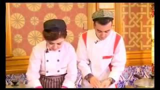"""Рецепт уйгурского блюда """"Хан еши"""""""