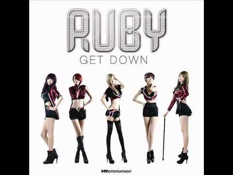 루비 Ruby - Get Down (New Girl Group)