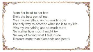 Lee Ryan - Miss My Everything Lyrics