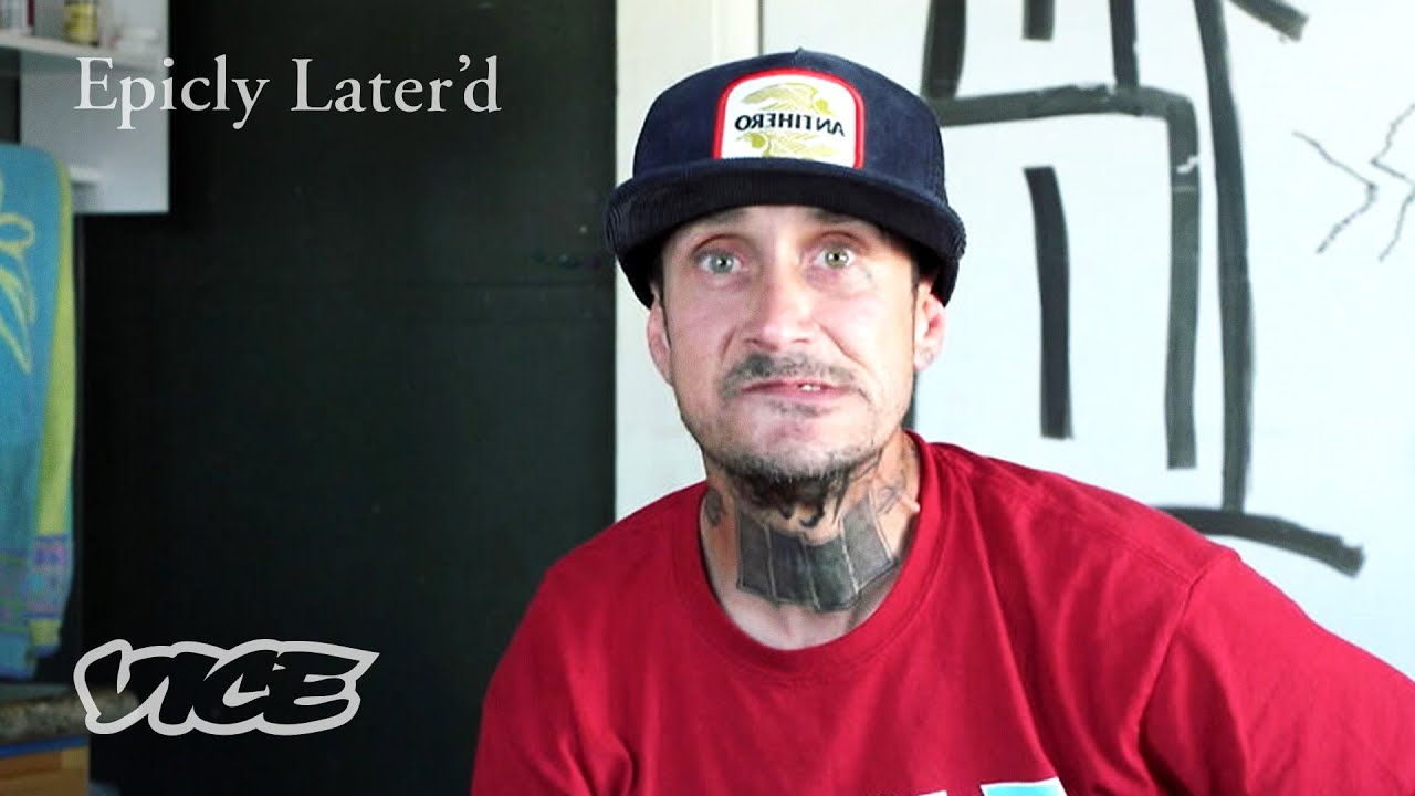 Andy Roy: Pro Skater to Prisoner and Back Again | EPICLY LATER'D