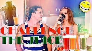 THE JUICE CHALLENGE! | УГАДАЙ СОК! ВЫЗОВ! | SWEET HOME