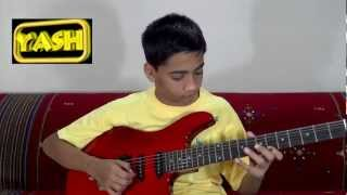 Dum Maro Dum Guitar Instrumental - Hare Rama Hare Krishna