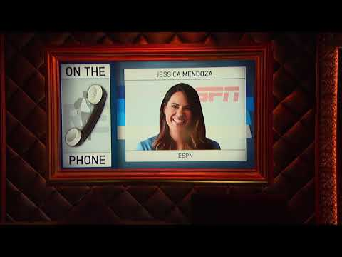 ESPN Analyst Jessica Mendoza on Why Dodgers are So Good | The Rich Eisen Show | 10/18/17