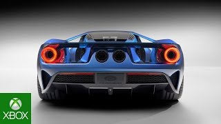 EXCLUSIVE - Ford GT Behind-the-Scenes with Forza Motorsport 6