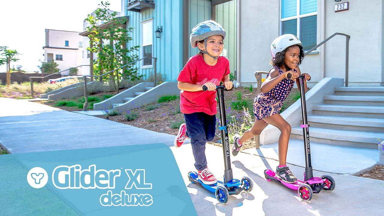 Introducing The All New Y Glider Xl Deluxe From Yvolution